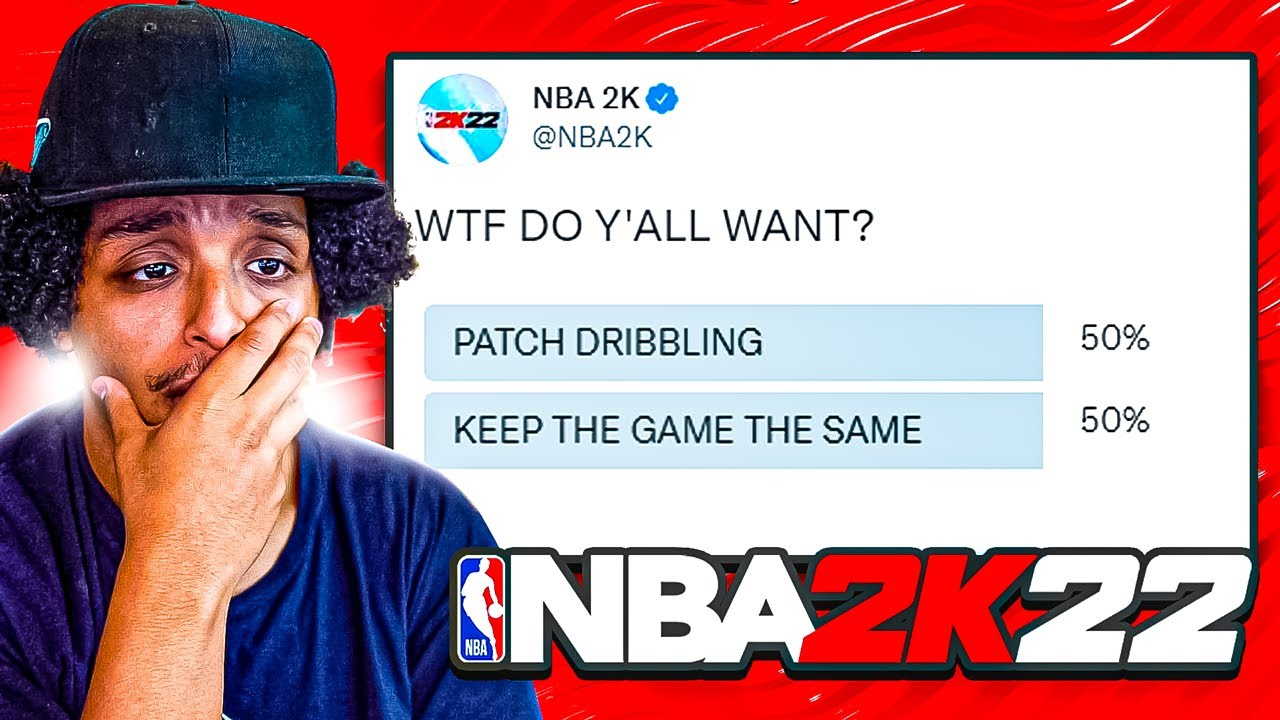 2K PLAYERS ARE AT WAR OVER CHANGES TO NBA 2K22