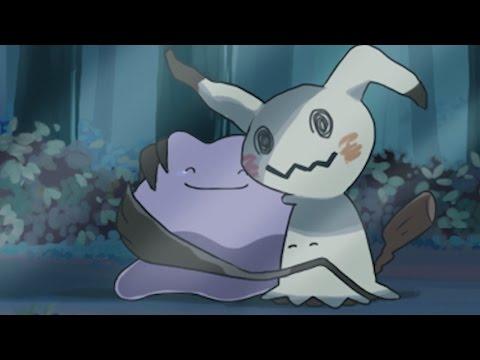 (Pokemon Comic Dub) - Lonely Ditto