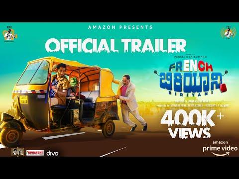 French Biriyani - Official Trailer   Danish Sait, Sal Yusuf   Vasuki Vaibhav   Pannaga Bharana