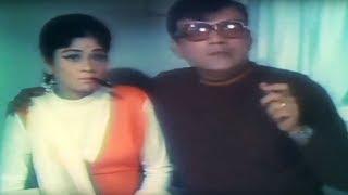Mehmood & Aruna Irani in Hospital - Man Mandir - Comedy Scene 17/20
