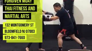 Forgiven Muay Thai Fitness And Martial Arts