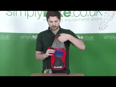 5fb5b078f3 Camelbak Hydrobak Hydration Pack - www.simplyhike.co.uk - YouTube