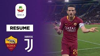 Résumé : La Roma se paye la Juve et rêve toujours de C1