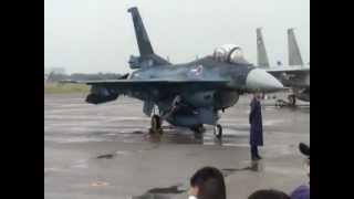 F15戦闘機 ありえない角度で離陸 KOMATSU Airbase Airshow thumbnail