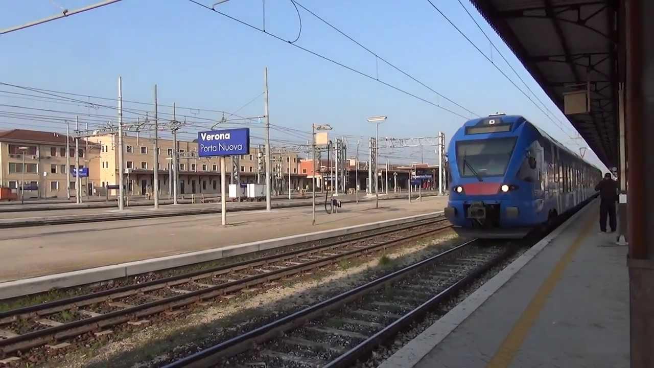 Etr parte dalla stazione di verona porta nuova 8 - Stazione verona porta nuova indirizzo ...