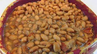 Betty's Homestyle Pinto Beans  --  Leftovers Series (1)