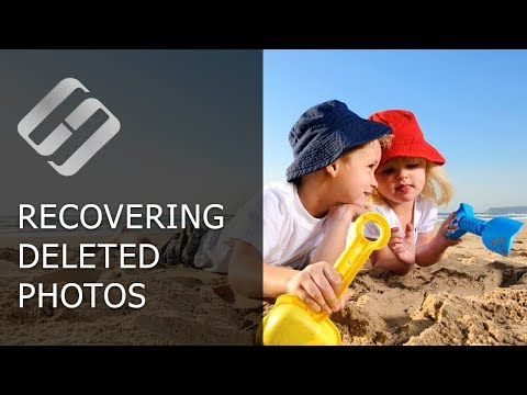 Recovering Deleted Photos With Hetman Photo Recovery