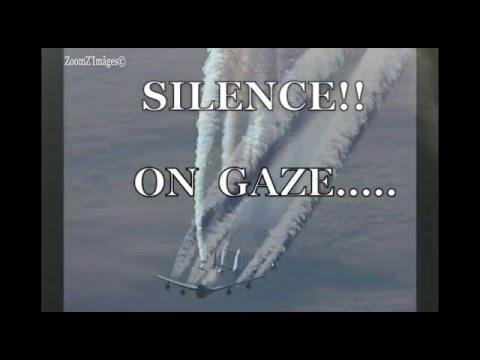 Silence!  On gaze.....