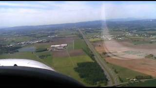 Small Plane Flight- Aurora Oregon to Salem Oregon
