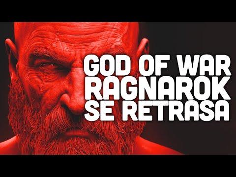 GOD OF WAR RAGNAROK se RETRASA: REACCIONAMOS al anuncio de PLAYSTATION y su LANZAMIENTO en PS5 y PS4
