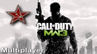 Call of Duty: Modern Warfare 3 - Spetsnaz Voices MP/SP