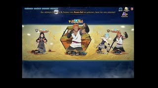Naruto Online Space Time Battle S6 Quarter- & Semifinal