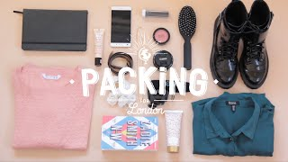 One of Ana Marta's most viewed videos: Packing for London