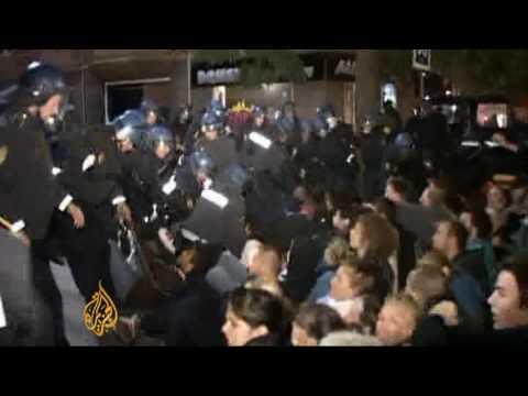 Iraqis seized from Denmark church - 14 Aug 09