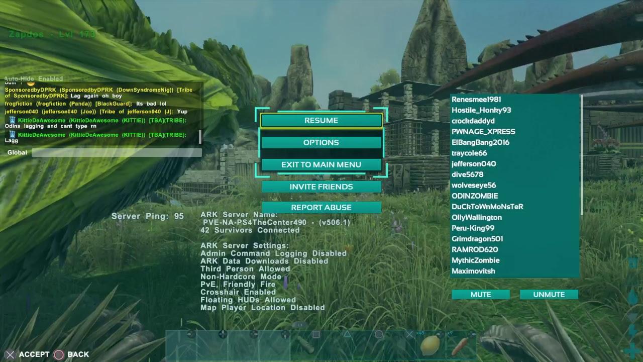 Ark Pve Servers Xbox One