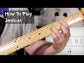 'Jealous' Labrinth Guitar Lesson