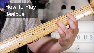 Download Lagu 'Jealous' Labrinth Guitar Lesson Mp3