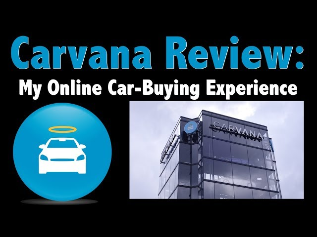 Carvana Review: Buying a Car Site Unseen from a Vending Machine?