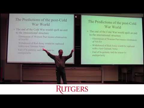 Introduction to International Relations: The Weaknesses of Realism