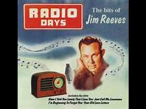 Jim Reeves - You're Free To Go with Lyrics