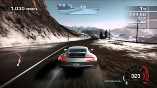 Need for Speed Hot Pursuit 2010 The Art Of Driving 3:52.54