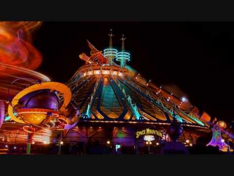 Space Mountain Music - Disneyland Paris