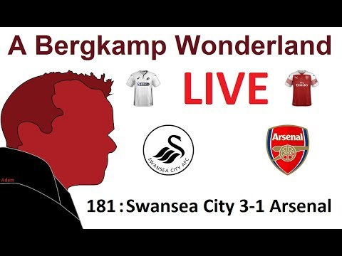 The #ABWRadioShow : 181 - Swansea City 3-1 Arsenal