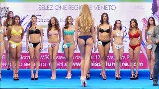 Miss Blumare Finale Regionale Veneto 2018 Thiene Centro Commerciale Carrefour