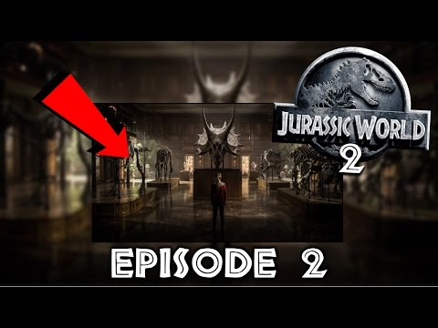 Jurassic World 2 News - Episode 2: FIRST OFFICIAL JW2 PHOTO RELEASED!