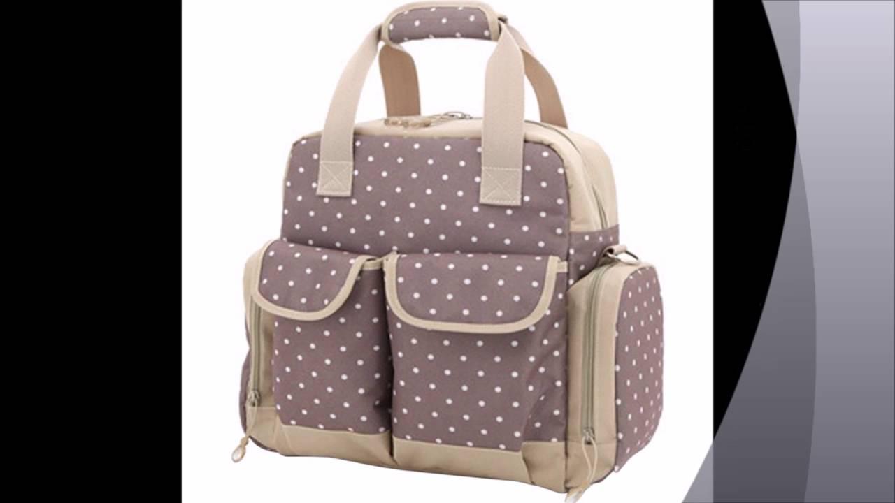 Aivtalk set 5pcs maternal bolso cambiador bolsillos para - Cambiador de bebe de pared ...