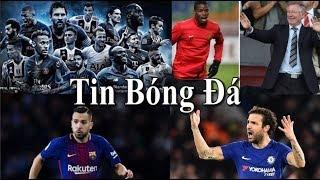 Tin bóng đá | Chuyển nhượng |11/09/2018 : Sir Alex tiên đoán Pogba làm phản, Real mua De Jong,FIFPro
