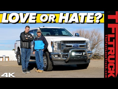 Here's Why I Bought The 2019 Ford F-250 Diesel Instead Of The Ram Or Chevy - Dude, I Love My Ride!