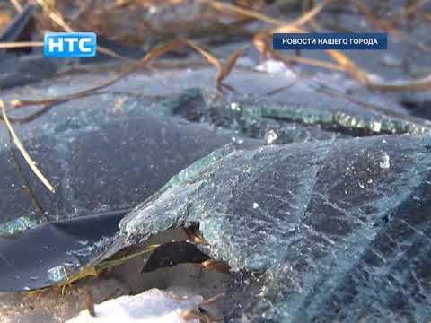 Дорожно-транспортное происшествие на посёлке Пионерский