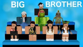 Big Brother | Episode 1 | Roblox Series |