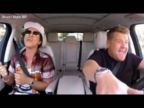 [LEGENDADO] Parte 3/5 - Bruno Mars no Carpool...