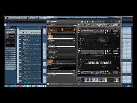 Corso Intensivo di Orchestrazione Virtuale (Berlin Brass - Cinematic Studio Strings)