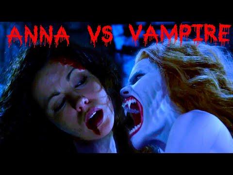 Anna vs female vampire - epic fight scene - Van Helsing HD