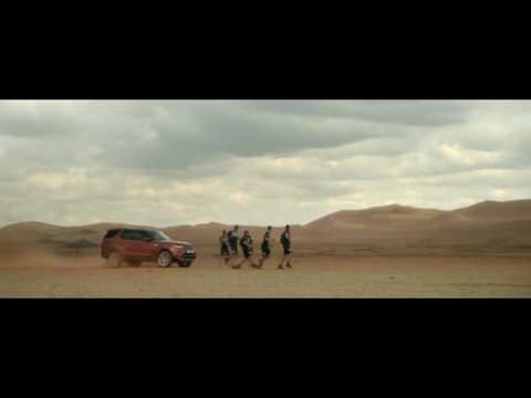 Tough engineering tested in New Land Rover Discovery advert