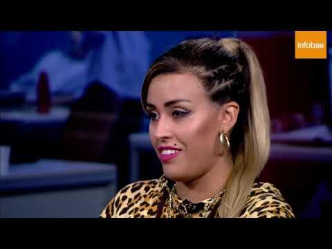 La cantante Jackita habló de su dramático accidente