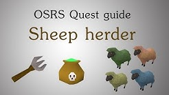[OSRS] Sheep herder quest guide