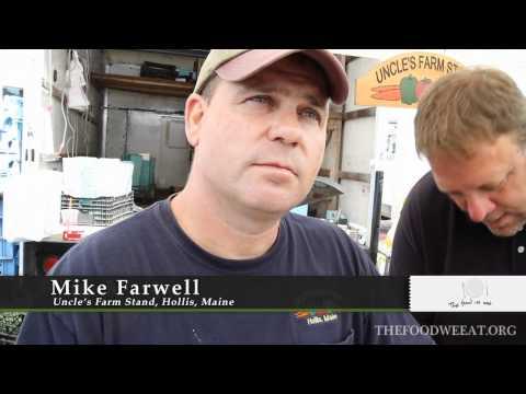Farmers' Perspective On Local Food - Portland Farmers' Market