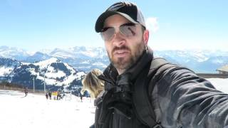 ZUG & MT. RIGI, SWITZERLAND • Drinking On Top Of The Alps