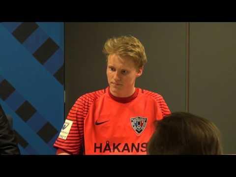 LEHDISTÖTILAISUUS: FC Inter Turku vs. IFK Mariehamn 9.5.2016