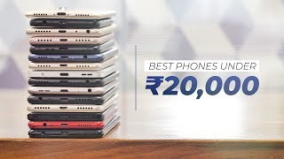 Which Phone to Buy Under ₹20,000?