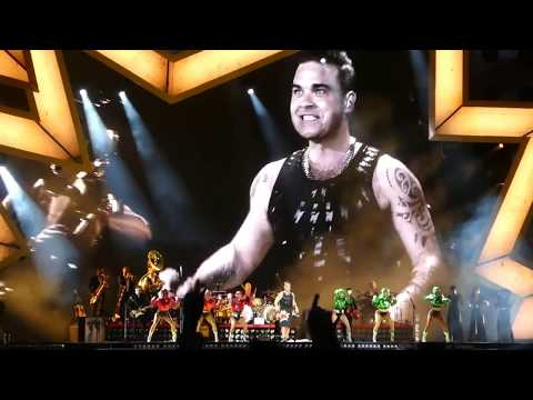Robbie Williams Full Concert Vilnius 2017/ live