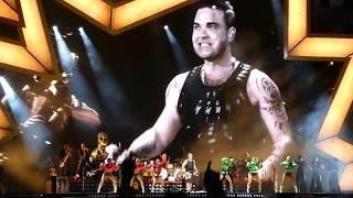 Robbie Williams Full Concert Vilnius 2017/ Live