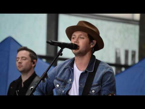 Niall Horan performing ' This Town'' on...