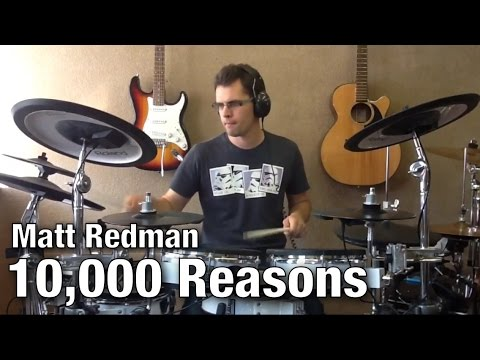 10,000 Reasons | Drum Cover | Matt Redman (Bless the Lord)