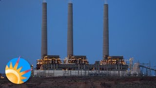How the Navajo Generating Station Shutdown Affects Workers