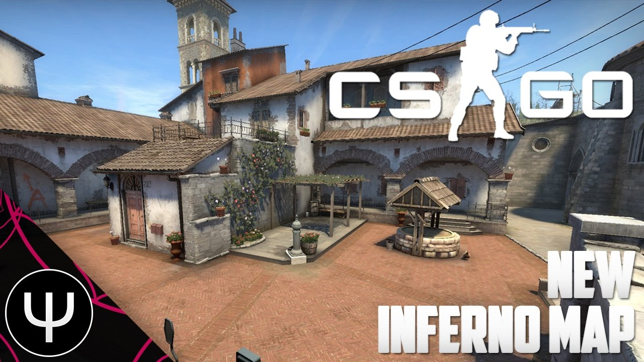 cs go new inferno map youtube. Black Bedroom Furniture Sets. Home Design Ideas